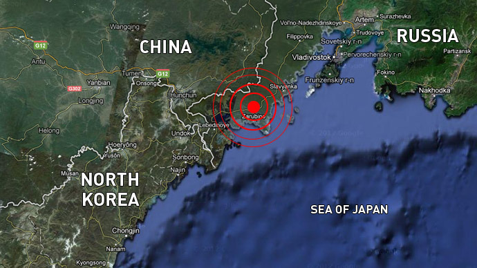 6.2 magnitude earthquake shakes Russia's Far East, close to China and North Korea