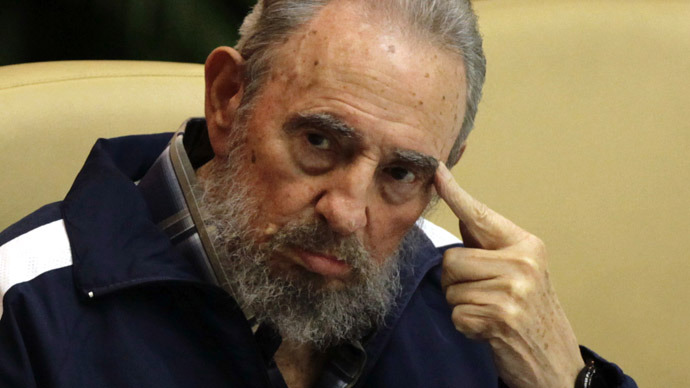 Fidel Castro labels N. Korean crisis 'absurd,' urges restraint