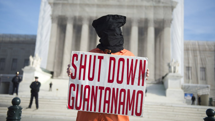 UN rights chief calls on US to close Guantanamo