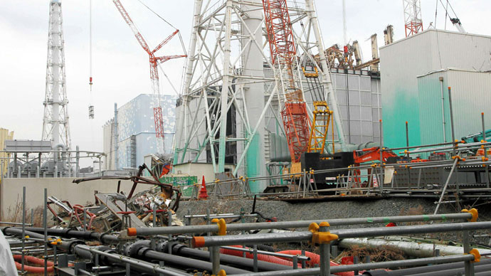 Three of seven Fukushima tanks leaking radioactive water