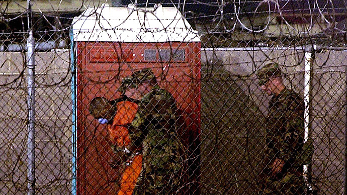 Official count in Guantanamo hunger strike rises to 41