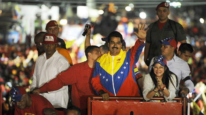 Maduro declared Venezuela's president-elect after narrow victory