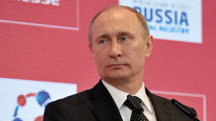 Foreign Agents law demands financial control, not NGO closure – Putin in Hannover