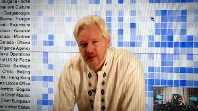 'Cartoonish form of despotism' - Assange on Bahrain activist Rajab's imprisonment