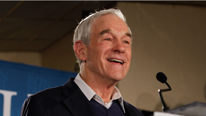 Ron Paul launches his own school