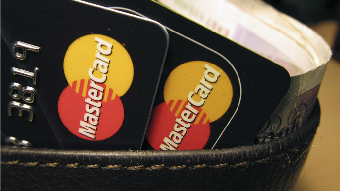 MasterCard engaged in 'anticompetitive' behaviour- EU Commission
