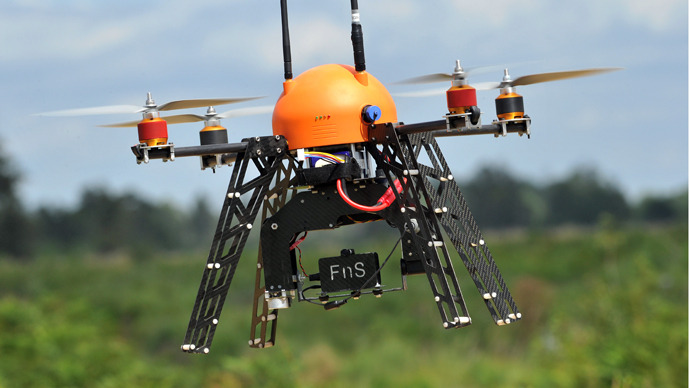 PETA wants its own fleet of drones