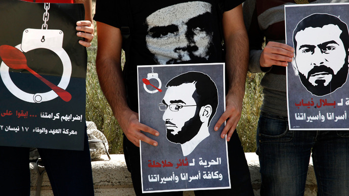 Take 2: Israel 'rearrests' former Palestinian hunger striker