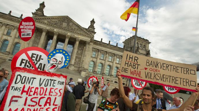 ECB study shows German households poorer than Cyprus'