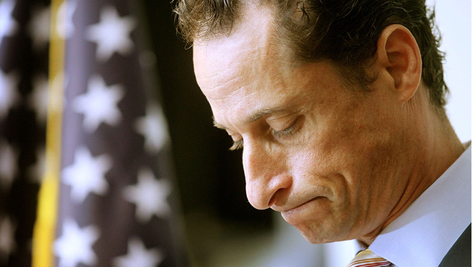 Sexting Weiner wants to run for mayor of New York