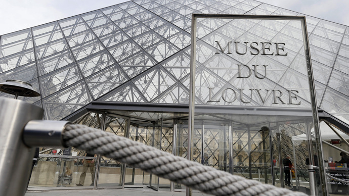 Louvre workers stage walkout, protest against aggressive pickpockets