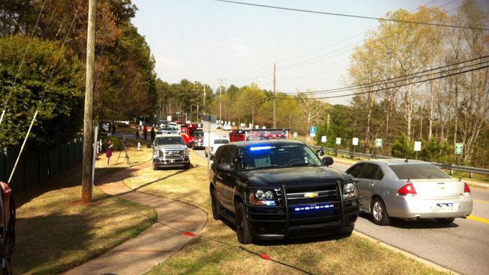 Georgia hostage-taker killed as police stormed house