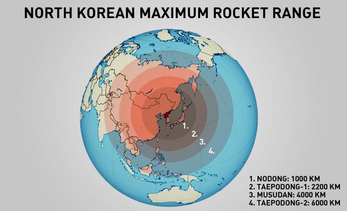 Korean Map