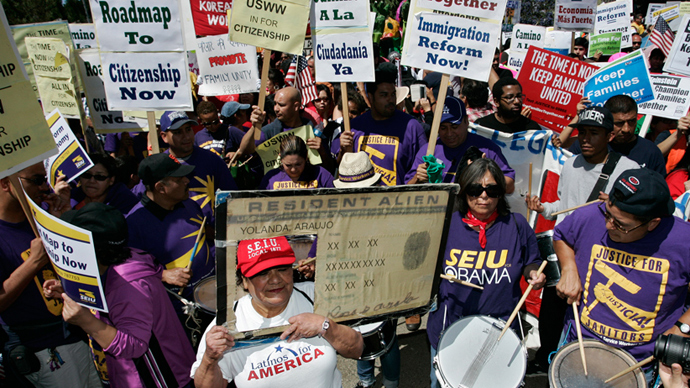 Hundreds of thousands might be left out of immigration reform