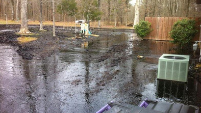 Study finds 'soup of toxic chemicals' in the air near Arkansas ExxonMobil spill site