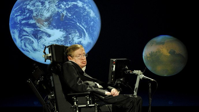 Hawking: Mankind has 1,000 years to escape Earth