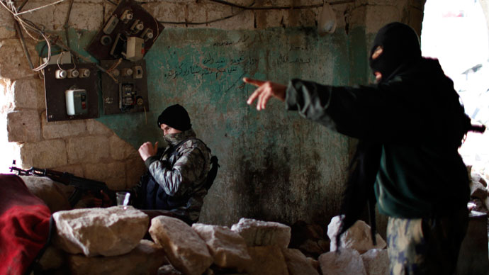UK threatens to ignore Syrian embargo, fortify rebels