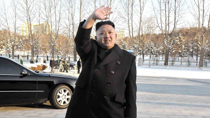 Korean leader Kim Jong-Un.(AFP Photo / KCNA via KNS)