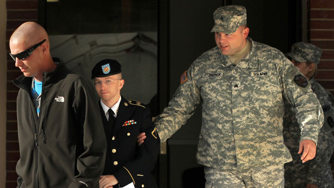 Worldwide protests ahead of Bradley Manning's Monday trial