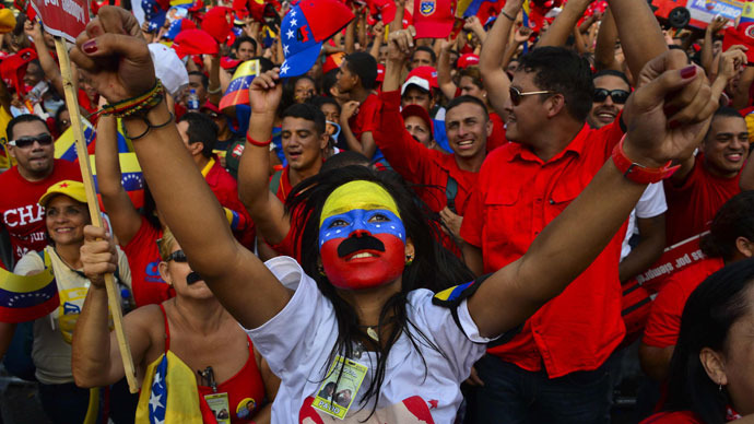 Venezuela set for presidential vote as Maduro claims Colombian infiltration