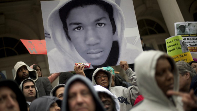 Cop fired for using Trayvon Martin images in target practice