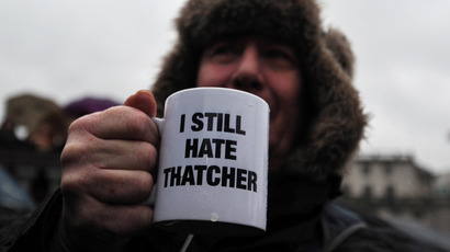Thatcher prepared to deploy troops during UK miners' strike – archives