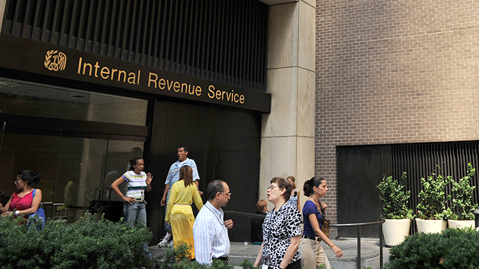 IRS workers accused of stealing jobless benefits and welfare