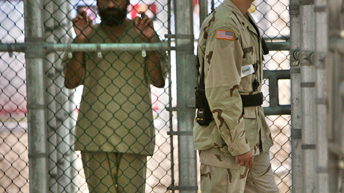 Gitmo prisoner: 'I will not eat until they restore my dignity'