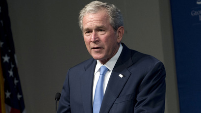 Bush 'very comfortable' with Iraq War and wants brother Jeb to be next president