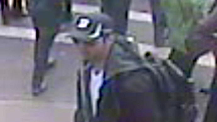 Suspect 1 (Image from www.fbi.gov)