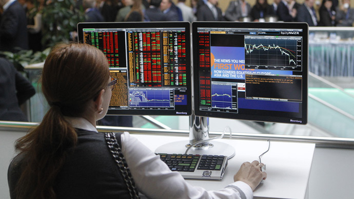 Market Buzz: Seeking foreign positives after commodities slump