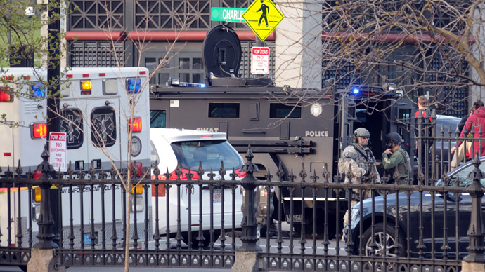 Boston bombing outage rumors shed light on mobile and Internet 'kill switch'