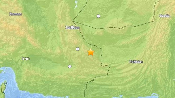 7.8 earthquake hits Iran, also felt in New Delhi, Gulf States