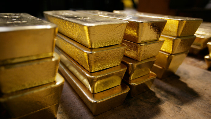 Gold goes bear-shaped: Billions lost as precious metal plummets