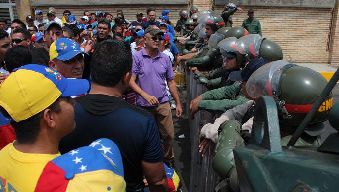 AFP Photo / Jose Antonio Rivas