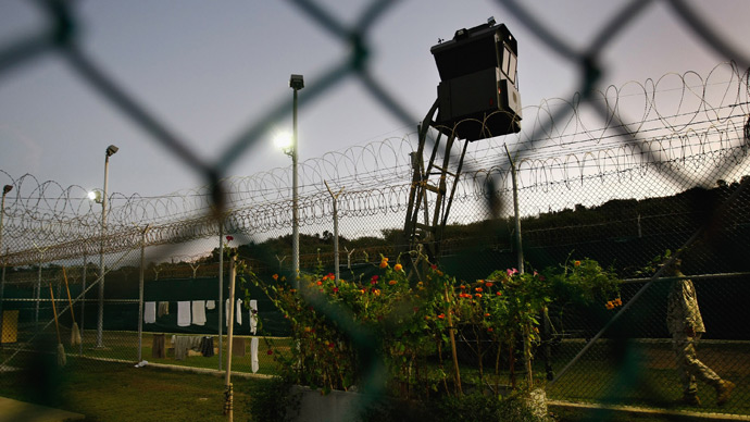 Official number of Guantanamo Bay hunger strikers jumps to 100