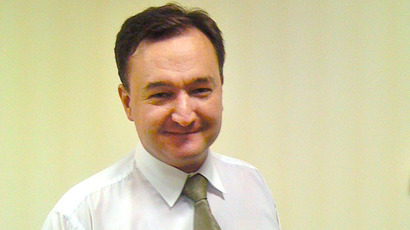 Putin: Magnitsky's death a 'tragedy,' no malice involved