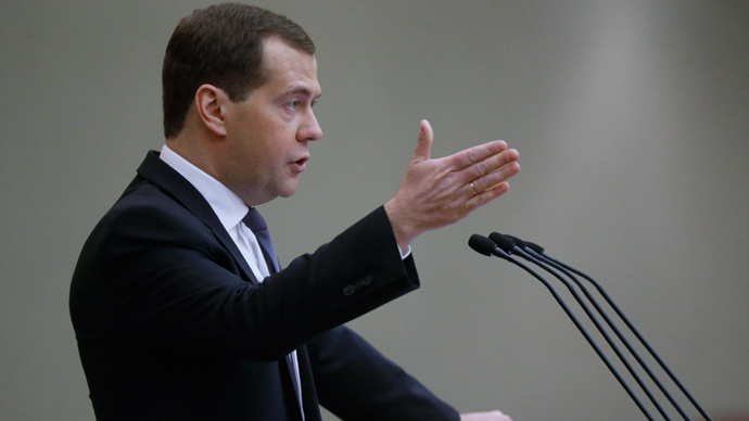 'Minister's job no popularity contest' – Medvedev