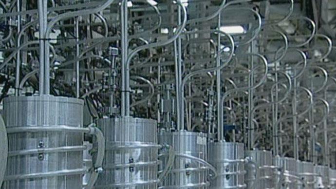 Iran 'has tripled' uranium-enriching centrifuges at Natanz plant