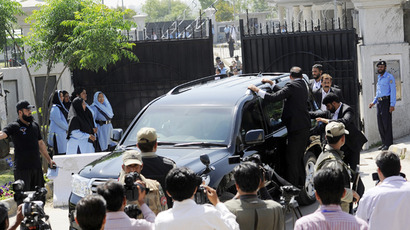 Pakistani prosecutor in Bhutto assassination case killed in drive-by shooting