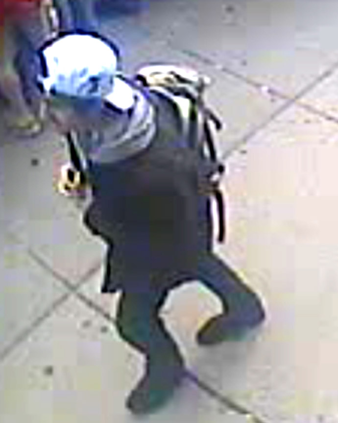 Suspect 2 (Image from www.fbi.gov)