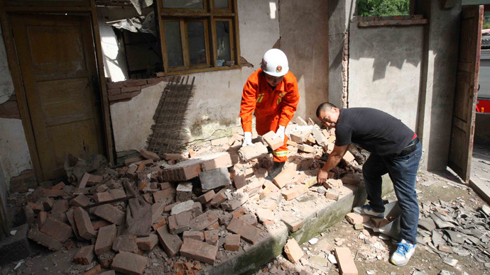 China Earthquake: LIVE UPDATES