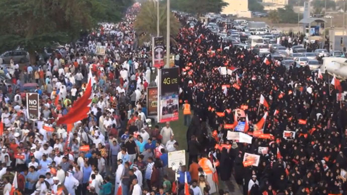 Screenshot from YouTube video / alwefaqsociety