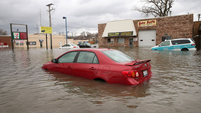Hurricane Sandy dumped 11 billion gallons of sewage into New York water