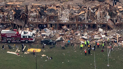 West, Texas fertilizer plant one of thousands of potential disasters - report