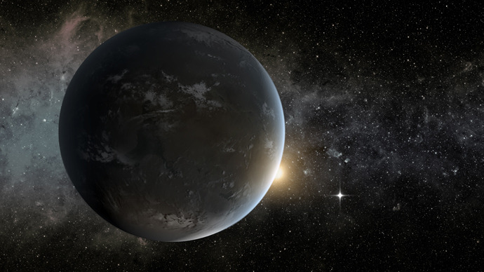 NASA finds three super-earths in stars' habitable zones