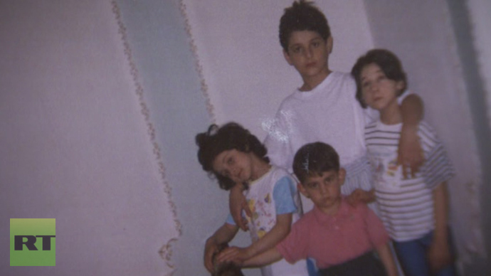 Tamerlan, Dzhokhar and their sisters