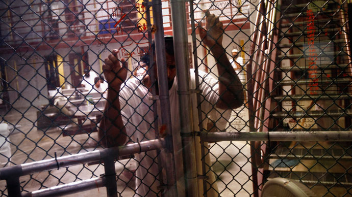 Over half of Gitmo prisoners join hunger strike – military official