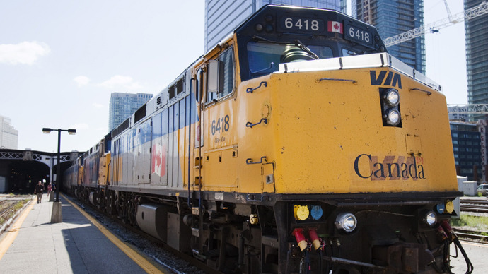 Terror plot to attack New York-Toronto railroad thwarted in Canada
