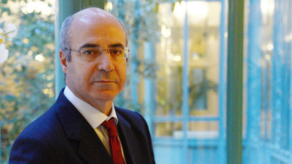 'Unpatriotic' for UK firms to attend Russian economic forum, claims US-born fraudster Browder